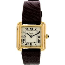 Cartier Ladies Vintage Cartier Ceinture Gold Plated Watch
