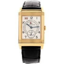 Jaeger-LeCoultre Men's  Reverso 18K Rose Gold 270.2.36