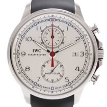 IWC Portuguese Yacht Club  - As New - Box & Eu Papers 2014