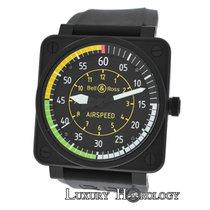 Bell & Ross Men's Bell & Ross Airspeed BR01-92-SAS...