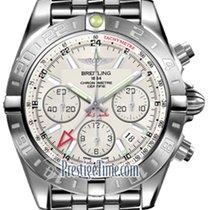 Breitling Chronomat 44 GMT ab042011/g745-ss