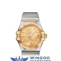 Omega Constellation Co-Axial 35 MM Ref. 123.20.35.20.08.001