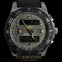 Breitling Professional Airwolf Raven A 78364 Like New 44 mm