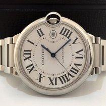 Cartier Ballon Bleu Extra Large White Dial 42mm Impecavel...