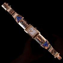 Fernando Benally Citizen Eco-Drive Navajo Wrist Watch