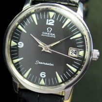 Omega Seamaster 562 Automatic Date Steel Mens Watch 166.001