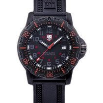 Luminox Mens Black Ops Carbon Watch - Black Dial - Black...