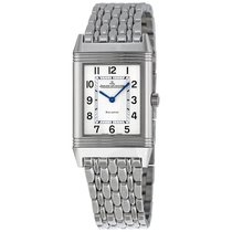 Jaeger-LeCoultre Reverso Classic White Dial Mens Watch Q2518110