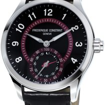 Frederique Constant Horological Smartwatch Steel Mens Strap...