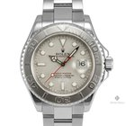 勞力士 (Rolex) Yacht-Master Steel and Platinum Platinum Dial...