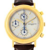 Vacheron Constantin Chronograph Automatic Yellow Gold Watch 47001