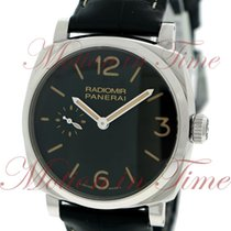 Panerai Radiomir 1940 Acciaio, Black Dial, Limited Editon to...