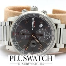 Montblanc TimeWalker ChronoVoyager UTC 107303 NEW