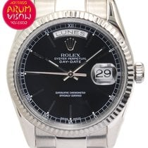 Rolex Day Date White Gold