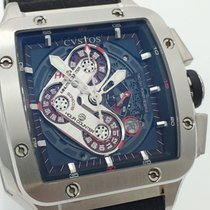 Cvstos EVOSQUARE 50 LIMITED CHRONOGRAPH High Fidelity Edition