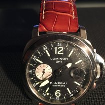 Panerai LUMINOR GMT AUTOMATIC, OCEAN CHRONOMETER