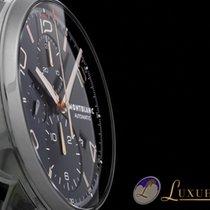 Montblanc Meisterstück Timewalker Dual Carbon Chronograph...