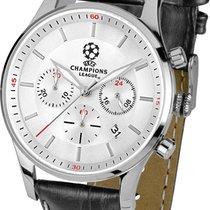 Jacques Lemans UEFA CHAMPIONS LEAGUE U-58B Herrenchronograph...