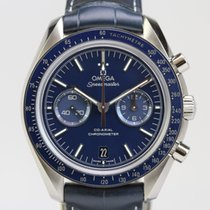 Omega Speedmaster Co-Axial Chronograph Blue