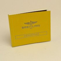 Breitling Aerospace Manual Info Booklet