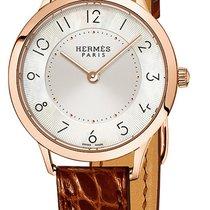 Hermès Slim d'Hermes MM Quartz 32mm 041764ww00