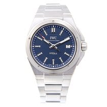 IWC Ingenieur Stainless Steel Blue Automatic IW323909