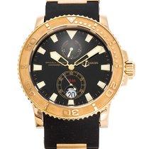 Ulysse Nardin Watch Maxi Marine Chronometer 266-33
