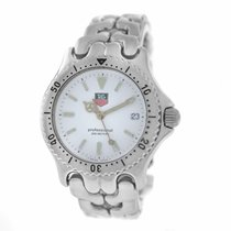 TAG Heuer Midsize 34MM Professional SEL S90.813 Date Steel...