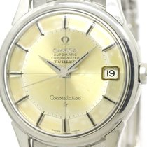 Omega Vintage Omega Constellation Cal 561 Pie Pan Dial...