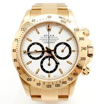 Rolex 18K Yellow Gold Rolex Daytona with Zenith Movement Watch