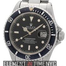 Rolex Submariner Stainless Steel T Swiss Dial W Serial Circa...