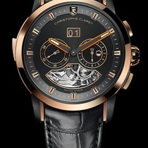 Christophe Claret Allegro - 18k - Red gold + PVD - Limited...