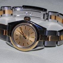 Rolex lady or acier 67183