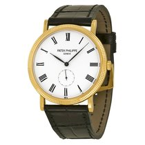 Patek Philippe [NEW] Calatrava Mens Watch 5119J (Retail:HK$147...