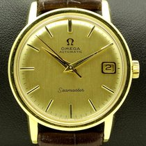 Omega Seamaster Vintage 18 kt yellow gold
