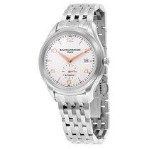 Baume & Mercier Men's Clifton Steel Watch M0A10130