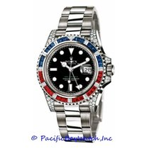 Rolex GMT Master II 116759SARU Pre-Owned