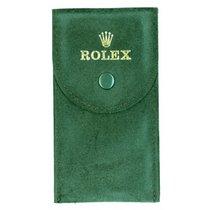 Rolex Green Watch Pouch
