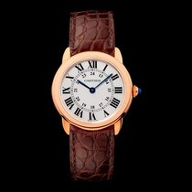 Cartier W6701007 Ronde Solo Rose Gold 29.5mm