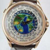 Patek Philippe WORLD TIME CLOISONNE ENAMEL DIAL World Time