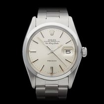 Rolex Air King Date Stainless Steel Unisex 5700