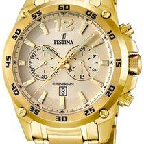 Festina Chrono Sport F16806/1 Herrenchronograph Massives Gehäuse
