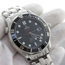 Omega Seamaster James Bond 007 Stainless Steel Watch 212.30.41...