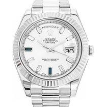 Rolex Watch Day-Date II 218239