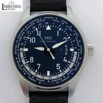 IWC Pilot's Worldtimer