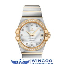 Omega - Constellation Co-Axial 38 MM Ref. 123.25.38.21.52.002