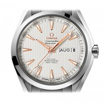 Omega Seamaster Aqua terra Automatic Day Date Mens watch...