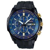 Casio Uhren Herrenuhr Chronograph Edifice Uhr EFR-549RBP-2AER