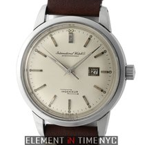 IWC Ingenieur Collection Vintage Ingenieur 36mm Steel Caliber...