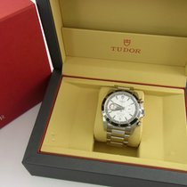 Tudor Grantour Flyback Chronograph Ref 20550 43 Mm Stahlband...